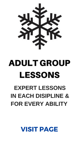Adult group lessons details and prices